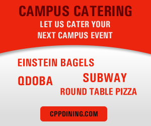 Campus Catering, let us cater your next campus event.