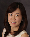 Christine He, Financial Reporting Manager