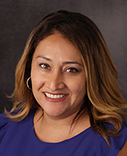 Cynthia Delgado, Accounts Specialist II (Finance/Real Estate)